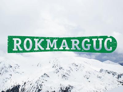 Rok Marguč branding - logo and corporate design corporate design logo logotype type typography identity business card