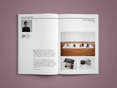 Unikat big exhibition catalog catalog illustration sketch exhibition industrial design graphics design layout booklet editorial promotion materials