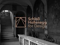 Schloß Hollenegg for Design logo