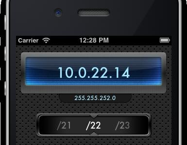 horizontal picker ios iphone app