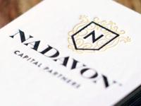 Nadavon Business Cards