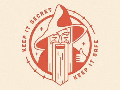 Keep it secret. Keep it safe.