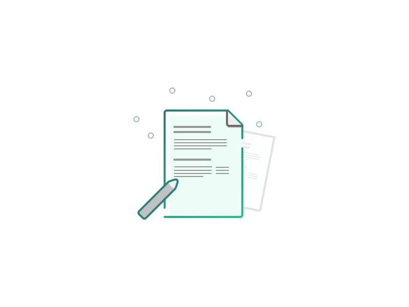 Document Icon document vector sketch icon