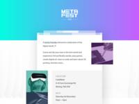 Metafest ✨