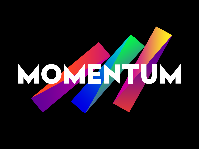Momentum Logo Momentum by Jef...