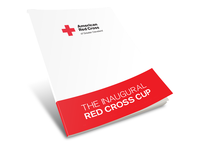 Red Cross Cup Booklet