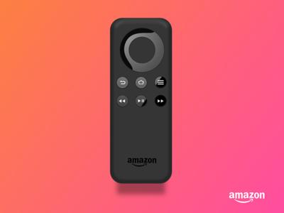 Amazon Fire Tv Remote