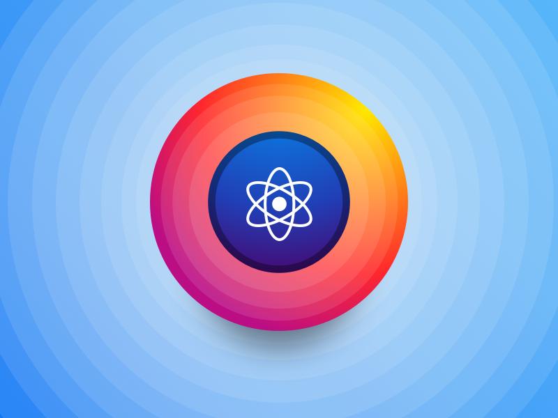 Firefox Quantum download vector sketch quantum firefox cine icon