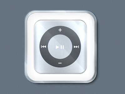 iTunes 10 Shuffle