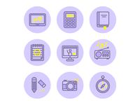 Buncha icons