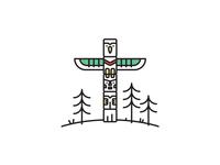 Vancouver Totempole