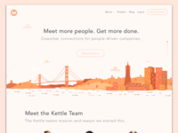 Kettle Home Page