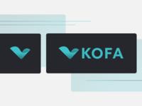 KOFA Logo Concept 1