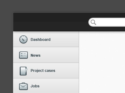 CMS Icons icon cms work news project dashboard