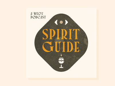 Spirit Guide: A WUOT Podcast chalice spiritual eye tarrot radio podcast wuot knoxville tennessee