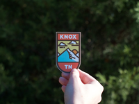 Knox TN stickers