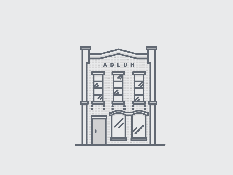 Dribbble shots adluh