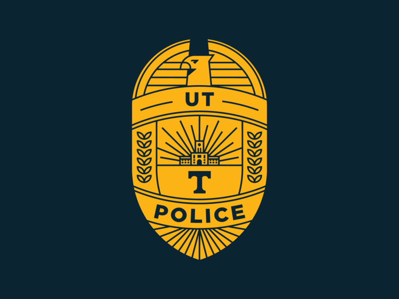 Police Badge pt  II by Marcus Williamson on Dribbble