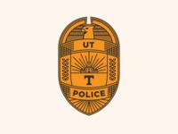 Police Badge pt. III