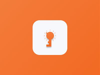 2fa App Logo Concept :) symbol twofactorauthentication 2fa logo simple sketch timer concept icon security logo security app