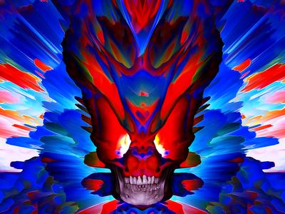 Crystal Skull Experiment