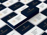B.S. HOUSE | Stationery
