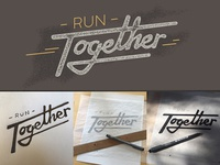 Run Together Dribbble