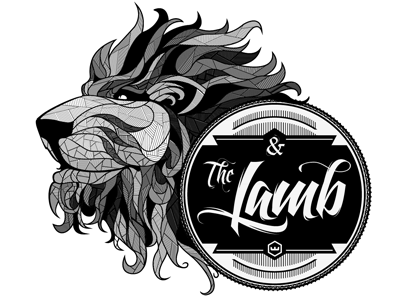 Lion and lamb