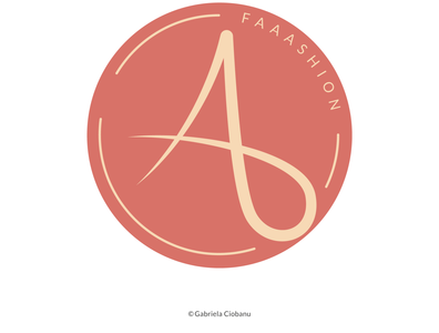 Faaashion Logo Design monoline monochromatic fashion fashion logo fashion brand graphicdesign designer creative monogram logotype typography logochallenge branding logocore minimal logo flat logodesign design illustrator