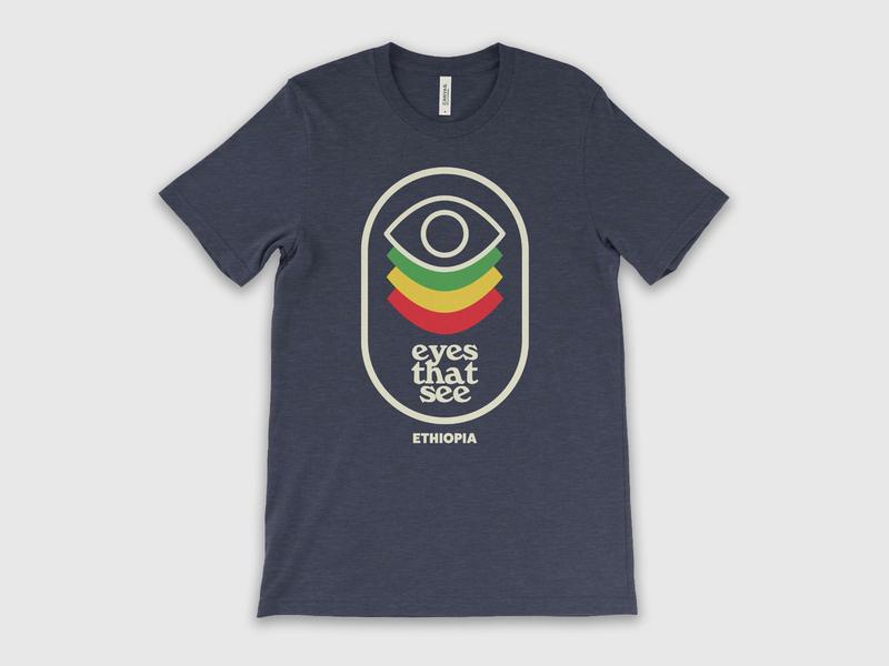 Eyes That See T-Shirt tshirt design tshirt