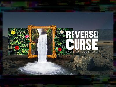 Reverse the Curse sermon series curse sermon art sermon