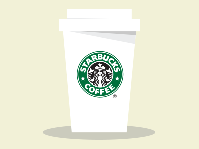 Starbucks Cup By Chris Diggs On Dribbble