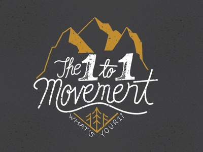 The 1 to 1 Movement