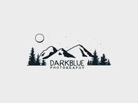 Darkblue Photog Logo