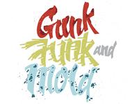 Gunk, Funk & Mold Header