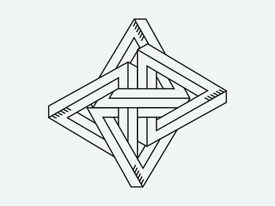 Penrose Compass