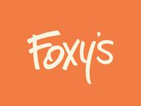 Foxy's WIP