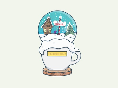 Coffee Globe