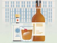 Bourbon Mixer