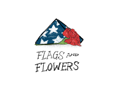 Flags and Flowers WIP