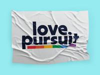 Love pursuit flag