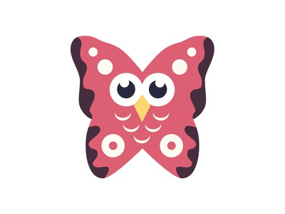 Buttefly Owl WIP