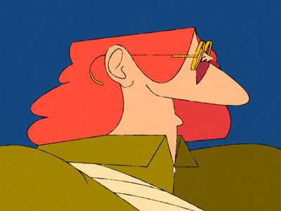 A Guy 2d illustration