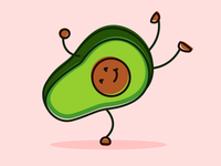 Amped Avocado