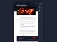 Fresh Mill blog web website web design webdesign inspiration creative branding design