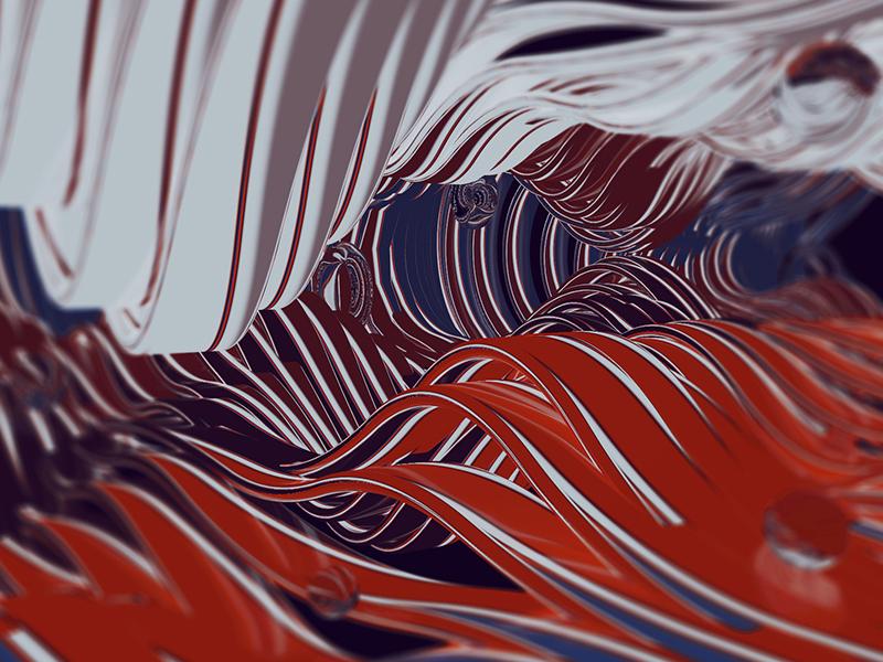 Daily Abstract 05 minimalism inspiration illustration graphicdesign graphic digital creative cinema4d c4d artist art 3d