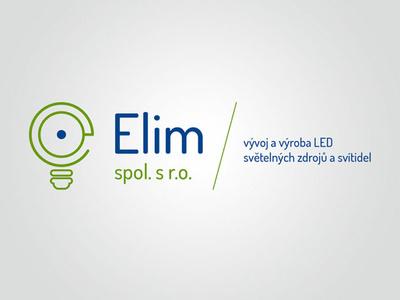 Logo Elim bulp vector illustrator grapgic design graphic logo