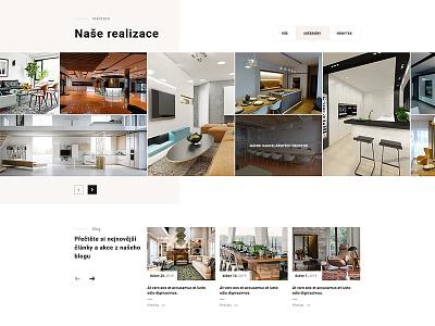 WIP - furniture designer digital design inspiration minimalism graphic web design creative website web