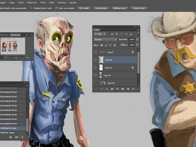 Sheriff Concept Art