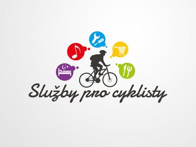 Logo Služby pro cyklisty